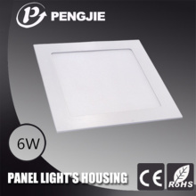ADC12 Aluminum Slim LED Panel Light Housing for Home
