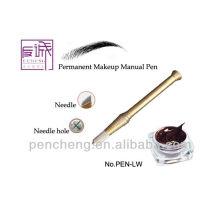 Permanent Cosmetic Tattooing makeup Pen For Eyeline/Eyebrow/Lip &Handmade Tattoo&Permanent Makeup Pen