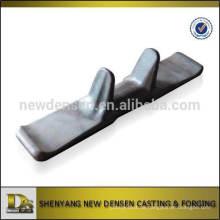OEM-Porzellan-Herstellung geschmiedeter Eisenkern für Gummibahnen