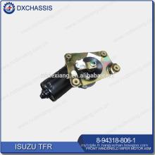 Véritable moteur d'essuie-glace de pare-brise de PICKUP TFR 8-94318-806-1