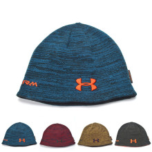 Outdoor knitted hats for men and women