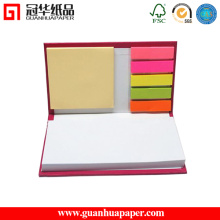 Block Pad Recycled Custom Sticky Note Set
