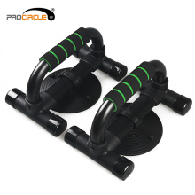 Shaped Handles Stationary Type Stand Push Up Bar Fitness