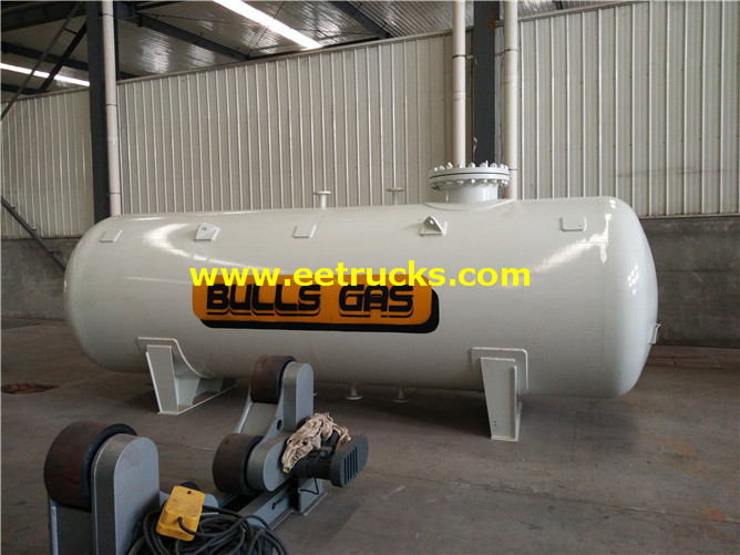 Aqueous Ammonia Storage Tanks