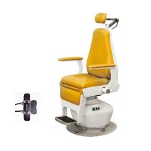 Ent chaise avec repose-tête en acier inoxydable Trois couleurs pour l'option