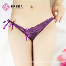 High Quality for Sexy Thongs best ladies string lace panties supply to Russian Federation Manufacturers