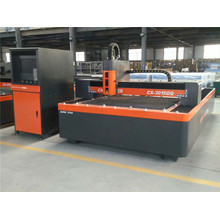metal steel 1500*3000mm fiber laser cutting machine
