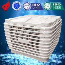 Установленный Крышей Вниз Разряда Низкого Потолка Углерода Вентиляции Смонтированы Испарительный Охладитель