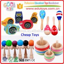 Productos de bebé de madera de la venta directa de la fábrica del juguete, productos clásicos promocionales del bebé del diseño