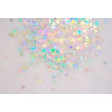 Special shape glitter powder