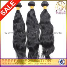 14 дюймов индийский природных волны блондинка волосы для плетения
