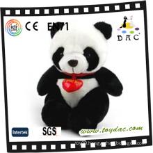Plush Love Panda Toy