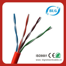 Wire and Cables Cat5e UTP 24AWG 4 Pairs Data Communication cables