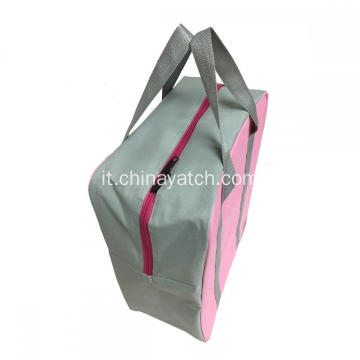 Outside New Rectangular Cooler Bag