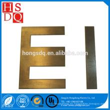 Núcleo magnético de acero al silicio sin brecha