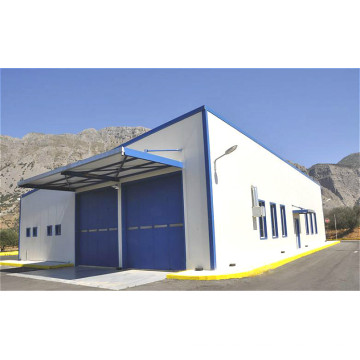 Portal Frame Prefabricated Steel Structure Warehouse (KXD-SSW5)