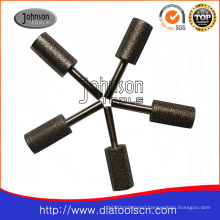 Electroplated Diamond Gal Bit for Caving