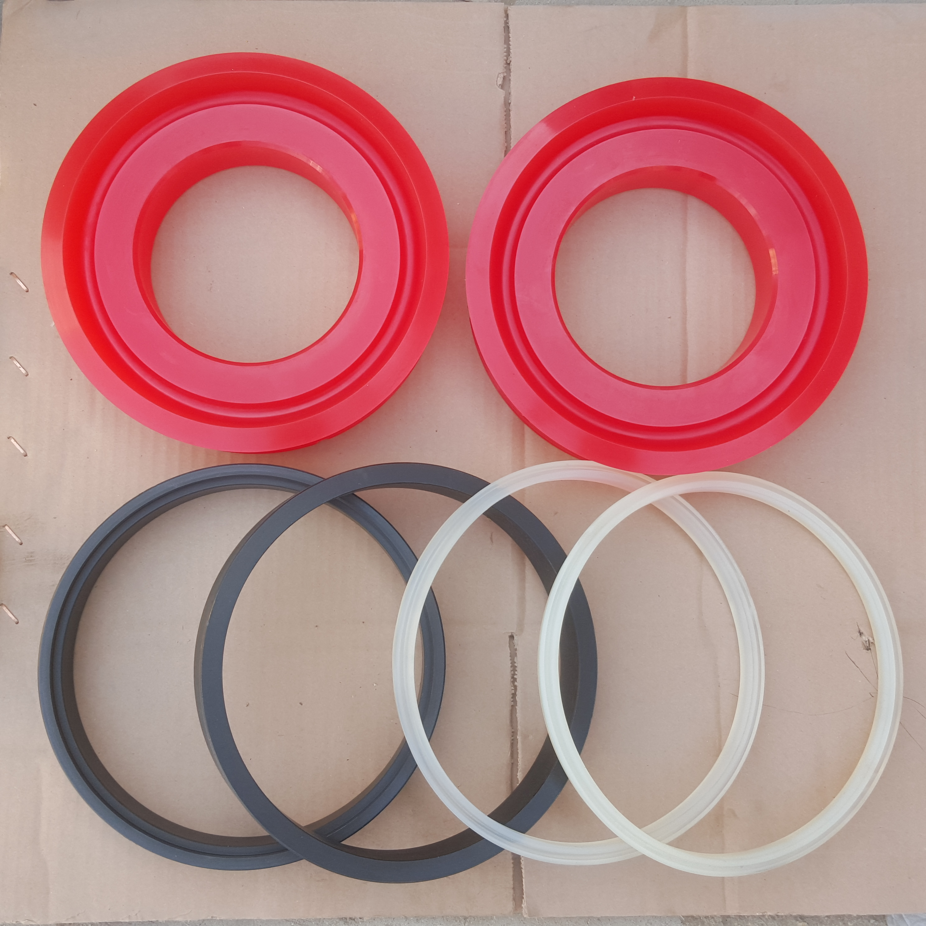 Sany concrete pump piston seal