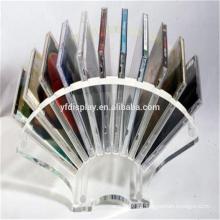 Acrylique CD Présentoir