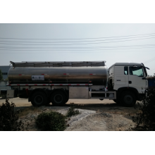 HOWO 25000 liters ethylalcohol tank truck