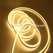 La venta caliente del alto brillo 8 * 16m m llevó las luces de neón del tubo de las tiras de la flexión IP67 a prueba de agua