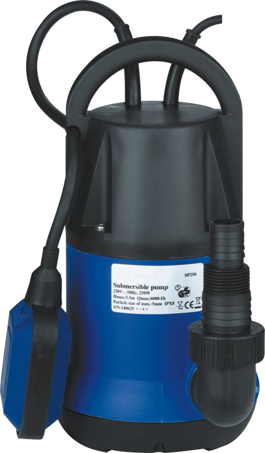 Sp Submersible Garden Pump