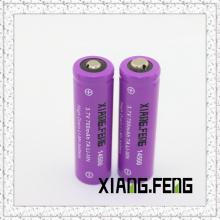 3.7V Xiangfeng 14500 700mAh 7A Imr wiederaufladbare Lithium-Batterie Batterien für Vaping