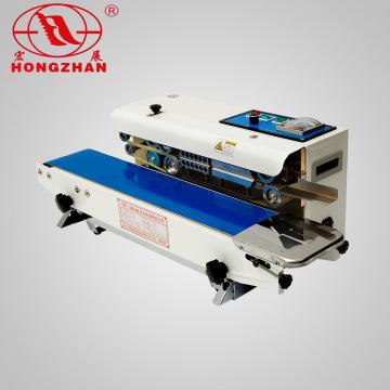Selladoras de banda continua pequeña bolsa Hongzhan Dbf900