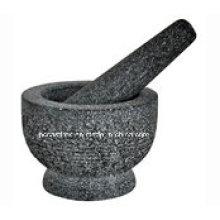 Granit Mörser und Pistillen