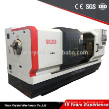 Steel Pipe Threading CNC Lathe Machine QK1313