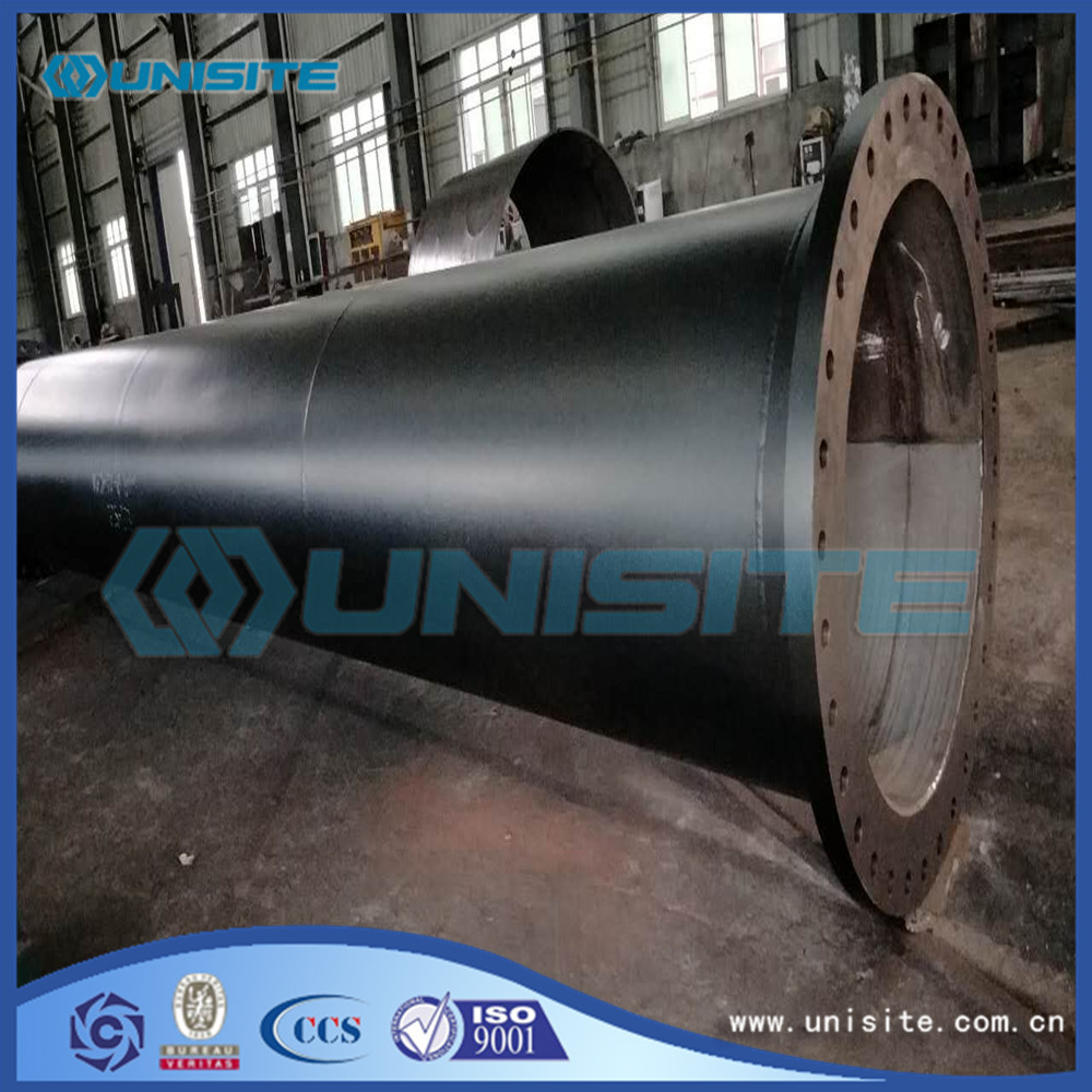 Steel Pump Suction Pipes