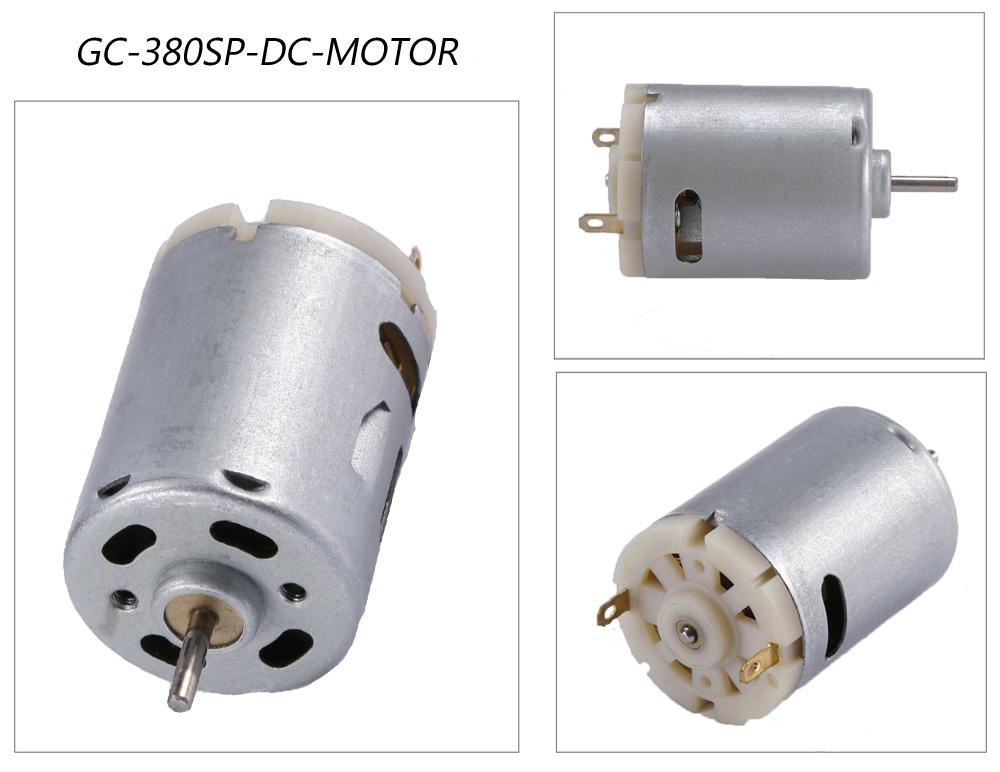China High Torque Motor 12 Volt Small Dc Motor Manufacturers