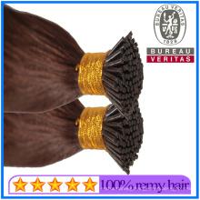 Wholesale Vendor High Quality Top Grade Human Hair Virgin Hair I-Tip Hair Extensions Remy Hair
