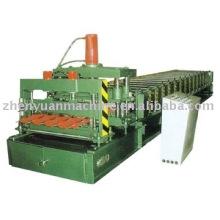 Máquina de moldagem de telhas vitrificadas de alta qualidade, YX28-207-828 máquina de laminação de azulejos e outras máquinas de rolos modelo ...