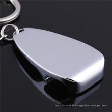 Outillage professionnel porte-bouteille porte-clés en aluminium