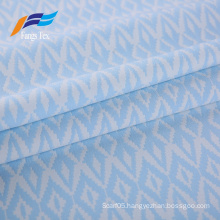 Wholesale Polyester Spandex Jacquard Printed Fabrics