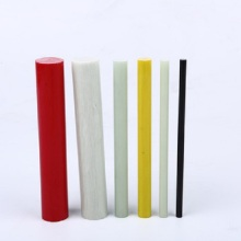 High Strength FRP Pultrusion 3mm Fiberglass Rod