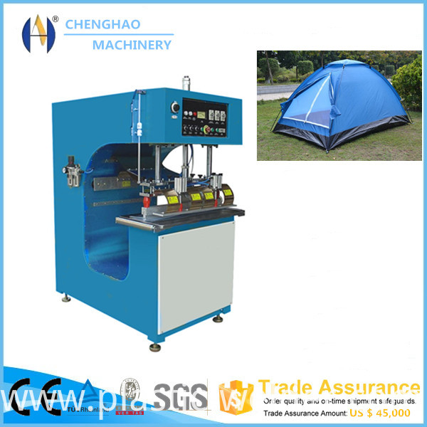 high frequency pvc tent welding machine