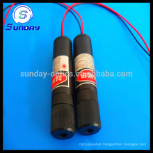 Red Cross laser module 850nm 1mw 5mw 10mw 22mmx110mm