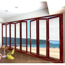 Feelingtop - Puerta plegable de aluminio para balcón (FT-D75)