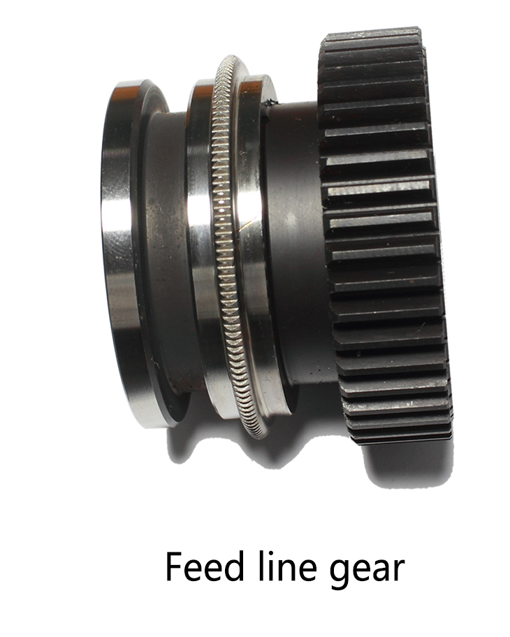 feed wire gear