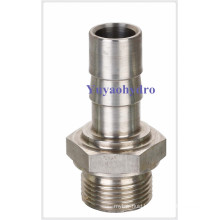 Unf Oring Hose Barb Hose Fittings