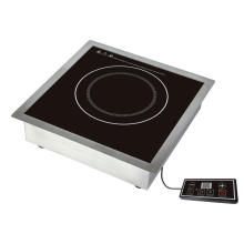 3500W Metal Housing Remote Control Induction Cooker