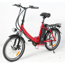Ebike eléctrico del motor del eje de la bici 250W de TOP / OEM two wheel for sale