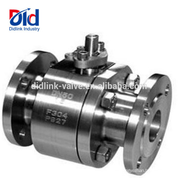 Aga Float Water Tank Flanged Carbon Cf8m High Pressure 3 Stainless Steel Ball Valve Manufacturer