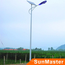 100W Solar Powered Street Lights