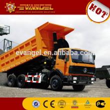 caminhões basculantes usados BEIBEN marca caminhão basculante para venda marcas de caminhão basculante