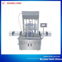 Automatic Linear Paste Filling Machine (GT Series)