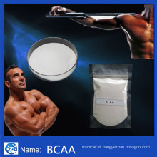 99% Purity Raw Nutrition Supplement Bcaa for Bodybuilding Bcaa