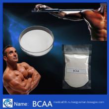 99% Чистота Сырье Пищевая добавка Bcaa для бодибилдинга Bcaa